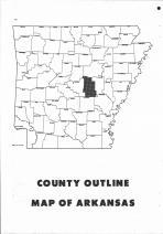 Map Image 001, Lonoke County 1978